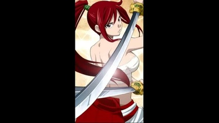 Faity Tail - Erza theme song