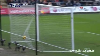Суонзи Сити - Челси 0:5