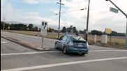 Self-driving Car Test Steve Mahan