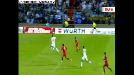 Люксембург - Босна и Херцеговина 0:3