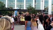 American Idol contestants sing Selena Gomez at auditions in Omaha