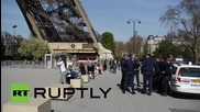 France: Eiffel Tower closed as staff join national strike