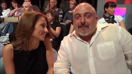 Dancing Stars - Ути и Симона Пейчева подкрепят Нели и Наско (29.05.2014)