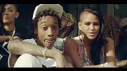 Cassie - Paradise feat. Wiz Khalifa ( Официално Видео )