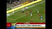 Sampdoria - Roma 0 - 0