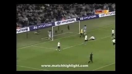 Манчестър Сити 3 - 3 Бърнли /07.11.2009/ [][][] Manchester City 3 - 3 Burnley /07.11.2009/
