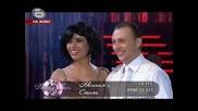 Аксиния и Стоян - Куикстеп, фокстрот и джайв - Dancing Stars 2