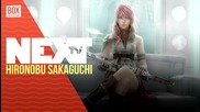 NEXTTV 027: Hironobu Sakaguchi за Final Fantasy