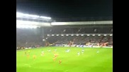 Фенове на Ливърпул - When the reds go marching in