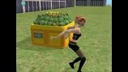 Sims 2 - Екзотичен Танц