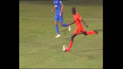 ВИДЕО: Голът на Асприля  - 1:0 за Литекс срещу Левски