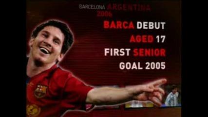 Лео Меси - World Cup 2010