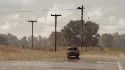 Кола с прическа