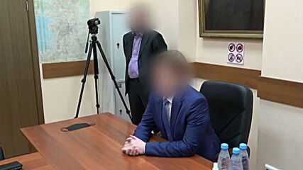 Russia: FSB releases video of detention of Ukrainian consul in St. Petersburg