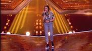 Lauren Platt sings Michael Jackson's Man In The Mirror - Boot Camp - The X Factor Uk 2014