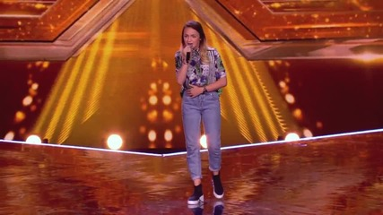 Lauren Platt sings Michael Jackson's Man In The Mirror - Boot Camp - The X Factor Uk 2014