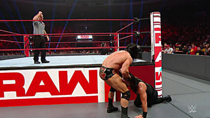 Roman Reigns vs. Drew McIntyre: Raw, May 6, 2019 (Full Match)