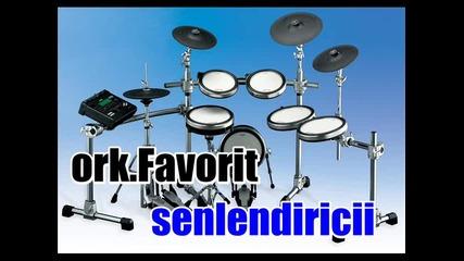 ork. Favorit & Senlendiricii Drums 2012