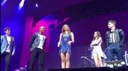 Violetta Live: Ница- Канде + превод
