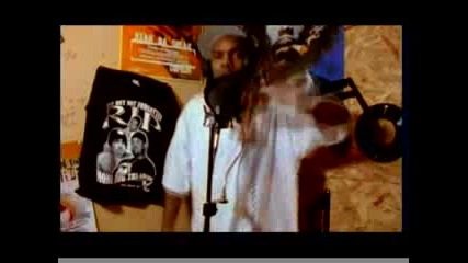 Keak Da Sneak - White T - Shirt, Blue Jeans