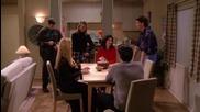 Friends / Приятели - Сезон 1 Епизод 18 - Bg Audio - | Част 2/2 |