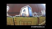 Graffiti #153 - Thomas The Train Tank Engine - Crave - Sdk