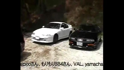 Хонда Прелюд 4-та генерация :)