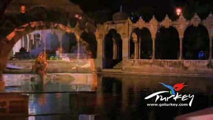 Турската баня - завладяваща реклама [еmbrace your dreams]