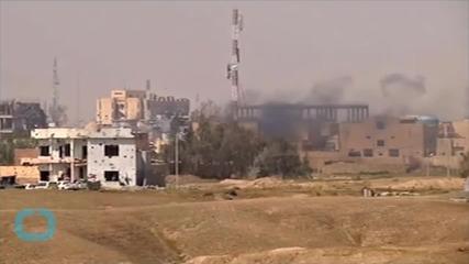 U.S., Allies Conduct Air Strikes Against Islamic State Militants