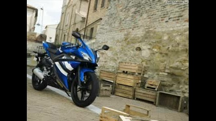 New Yamaha Yzf - R125 2008 + Technical Info