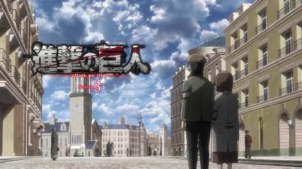 [ Bg Sub ] Attack on Titan / Shingeki no Kyojin | Season 3 Episode 20 ( S3 20 )