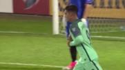Латвия - Португалия 0:3 /репортаж/