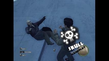 Mafia 2: battle 1 My Gameplay