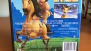 Българското Dvd издание на Спирит 2002 А Плюс Филмс 2016
