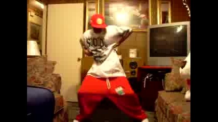 Soulja boy - My Dougie Im Fresh? live in home