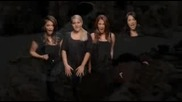 The X Factor Finalists 2008 - Official Hero Music Video (hq)
