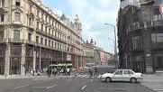 Пътуване из Будапеща - Budapest Bus Ride from Moricz Zsigmond korter to Keleti plyaudvar