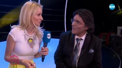 Дичо споделя първите си емоции след победата в снощния епизод на ''Като две капки вода''