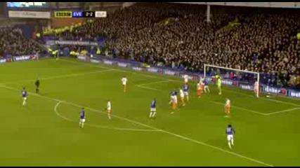 Everton 5 - 3 Blackpool