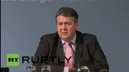 Germany: Sigmar Gabriel calls for end to Russian sanctions