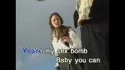 Tom Jones - Sex Bomb (Karaoke)