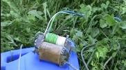 как сделать электропривод для медогонки