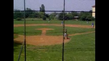 Бейсбол - 12.06.10