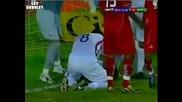 Инцидент с футболист