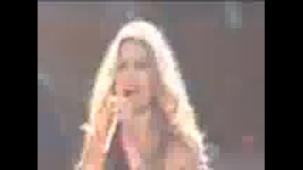 Fergie Ft Heart Barracuda Idolgivesback2008.3gp