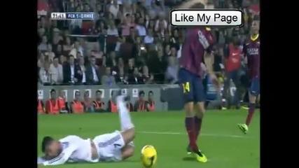 Кажете: имаше ли дузпа срещу Роналдо или не?! (26.10: Барса - Реал 2:1)