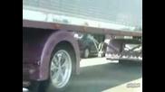 Камион С Въртящи Джанти