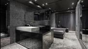 Как трябва да изглежда един луксозен апартамент в черно