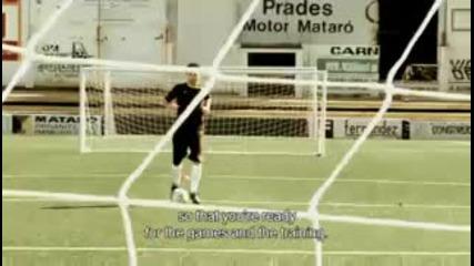 Какво знае за футбола - Iniesta