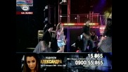Music Idol 3 - Кино концерт - Александра Жекова